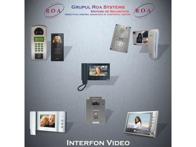 Interfon video
