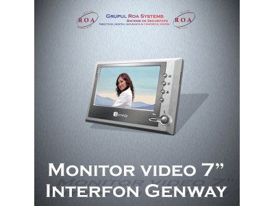 Monitor video Genway