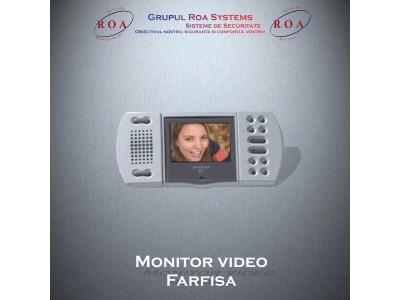 Monitor video Farfisa