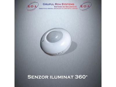 Senzor iluminat 360 grade