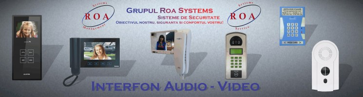 Interfon Audio - Video