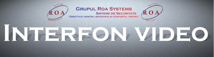 Interfon video