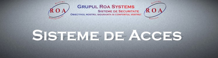 Sisteme de acces